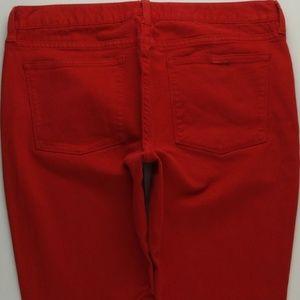 J.Crew Toothpick Skinny Ankle Jeans Women 32 A459J